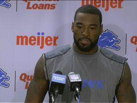 Video - Detroit Lions wide receiver Calvin Johnson : 'We were all over the place today'