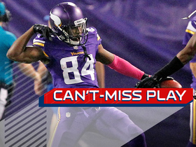 Video - WK 8 Can't-Miss Play: Gone in a flash