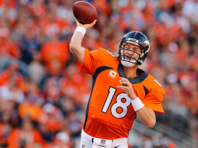 Video - Week 8: Peyton Manning highlights