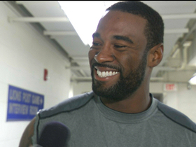 Video - Detroit Lions wide receiver Calvin Johnson talks about record performance