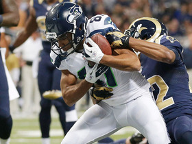 Video - Seattle Seahawks wide receiver Golden Tate 2-yard touchdown