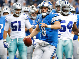 Video - Drive of the Week: Stafford's sneak gives Lions a win