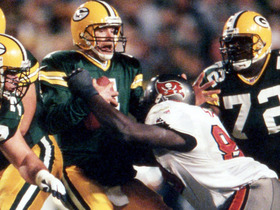 Video - 'A Football Life: Warren Sapp'- A rivalry with Favre