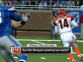 Video - Are the Cincinnati Bengals peaking too early?