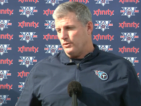 Video - Tennessee Titans head coach Mike Munchak expects bigger role for running back Shonn Greene