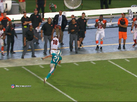 Video - Cincinnati Bengals wide receiver A.J. Green 14-yard catch in overtime