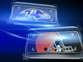 Video - 'Playbook': Baltimore Ravens vs. Cleveland Browns