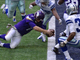 Watch: Ponder scrambles for a TD