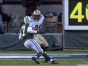 Video - New York Jets quarterback Geno Smith 3-yard touchdown run