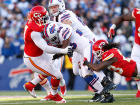 Video - Week 9: Kansas City Chiefs vs. Buffalo Bills highlights
