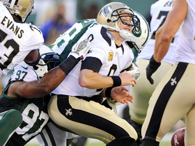 Video - Week 9: New Orleans Saints vs. New York Jets highlights
