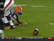 Watch: McGahee fumbles