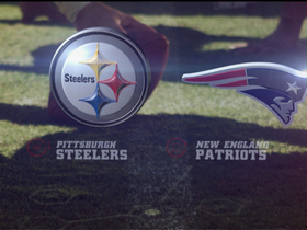 Video - Week 9: Pittsburgh Steelers vs. New England Patriots highlights