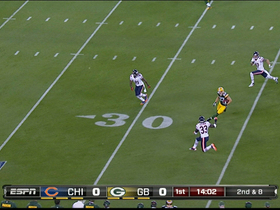 Video - Green Bay Packers wide receiver Jordy Nelson 27-yard gain