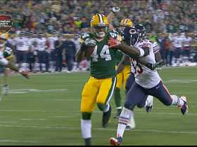 Video - Green Bay Packers running back James Starks 32-yard touchdown