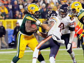 Video - Green Bay Packers running back Eddie Lacy 1-yard touchdown