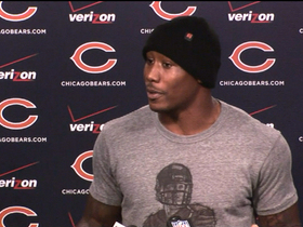 Video - Chicago Bears wide receiver Brandon Marshall speaks about Miami Dolphins offensive lineman Richie Incognito