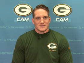Video - A.J. Hawk: Packers have complete confidence in QB Seneca Wallace