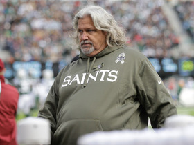 Video - New Orleans Saints defensive coordinator Rob Ryan taking on the Cowboys