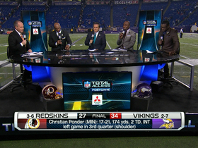 Video - Minnesota Vikings' unexpected timeouts
