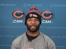 Video - Chicago Bears running back Matt Forte starting to hit his stride
