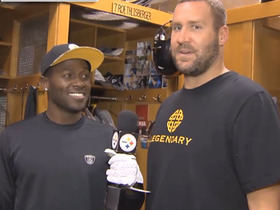 Video - Pittsburgh Steelers salute the troops