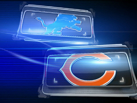 Video - 'Playbook': Detroit Lions vs. Chicago Bears