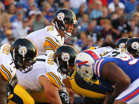 Video - 'Playbook': Buffalo Bills vs. Pittsburgh Steelers