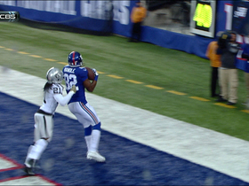 Video - New York Giants wide receiver Rueben Randle 5-yard touchdown catch