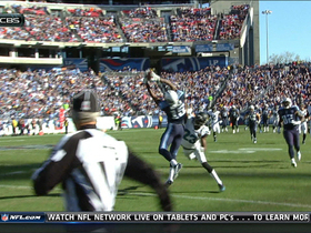 Video - Tennessee Titans wide receiver Justin Hunter 40-yard reception