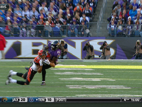 Video - Cincinnati Bengals quarterback Andy Dalton throws 2nd interception