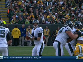 Video - Philadelphia Eagles quarterback Nick Foles finds wide receiver Riley Cooper for 32-yard touchdown