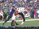 Watch: Flacco throws 2nd interception