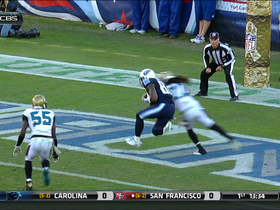 Video - Tennessee Titans tight end Delanie Walker's 14-yard touchdown