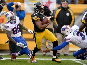 Video - Week 10: Bills vs. Steelers highlights