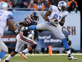 Video - Week 10: Detroit Lions vs. Chicago Bears highlights