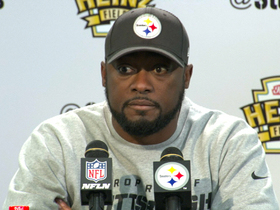 Video - Mike Tomlin postgame press conference