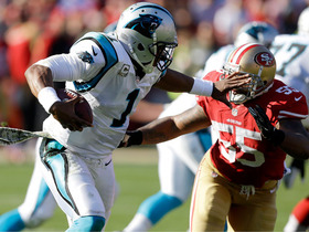 Video - Week 10: Carolina Panthers vs. San Francisco 49ers highlights