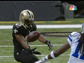 Video - New Orleans Saints running back Darren Sproles fumbles punt