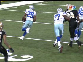Video - Dallas Cowboys running back DeMarco Murray 35-yard run