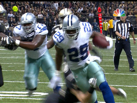 Video - Dallas Cowboys running back DeMarco Murray 7-yard TD