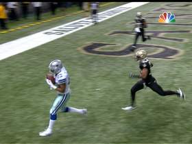 Video - Dallas Cowboys wide receiver Terrance Williams 21-yard TD