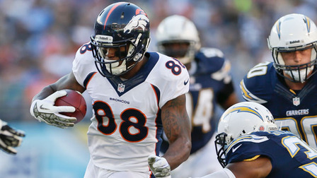 Gameday Denver Broncos Vs San Diego Chargers Highlights