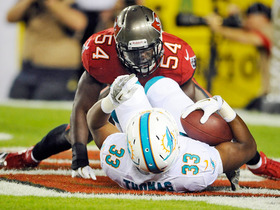 Video - Tampa Bay Buccaneers linebacker Lavonte David forces safety