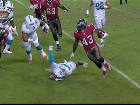 Video - Tampa Bay Buccaneers running back Bobby Rainey 1-yard touchdown