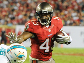 Video - Tampa Bay Buccaneers running back Bobby Rainey 31-yard run