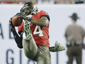 Video - Revis intercepts Tannehill to lock in Bucs' first win