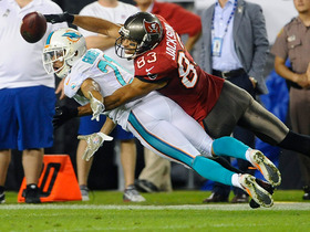 Video - Week 10: Miami Dolphins vs. Tampa Bay Buccaneers highlights
