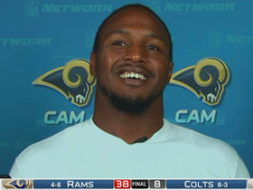 Video - St. Louis Rams defensive end Robert Quinn: Teams shouldn't overlook us yet