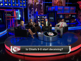 Video - Mind-blowing stats : Hail to the Chiefs